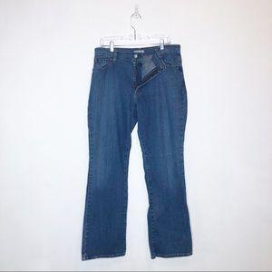 Levi's 550 Bootcut Blue Jeans